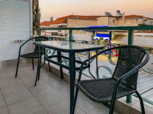 Omicron Balcony