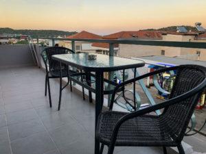 Upsilon Balcony